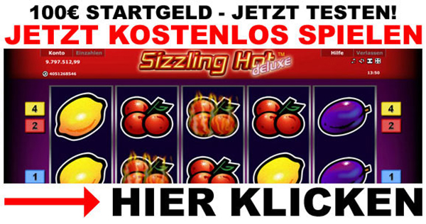 sizzling hot casino bonus