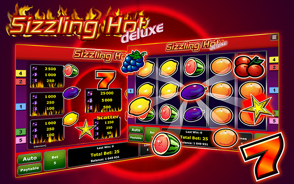 online casino review sizzling hot gratis spielen