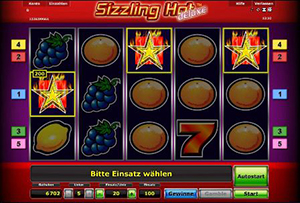 spielautomaten sizzling hot tricks